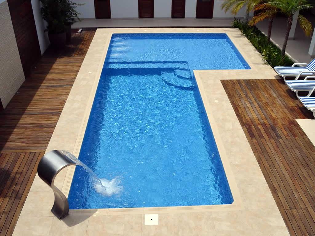 Piscinas conhe a os pr s e os contras dos diferentes for Ver tipos de piscinas