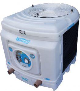 Trocador de calor para piscina