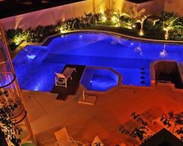LED Pool para piscinas