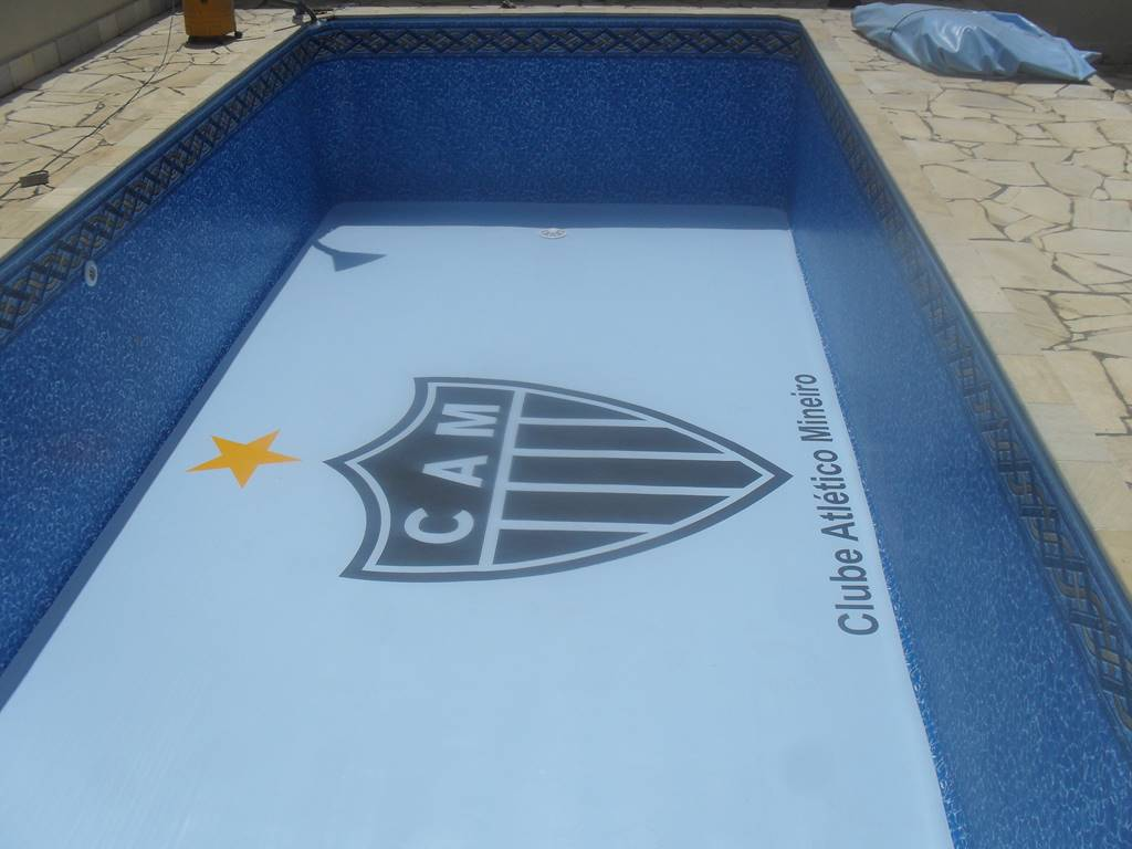 Piscina decorativa