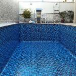 Adequação em Vinil - Transformação de piscina de pastilhas em piscina de vinil - Brasil Piscinas
