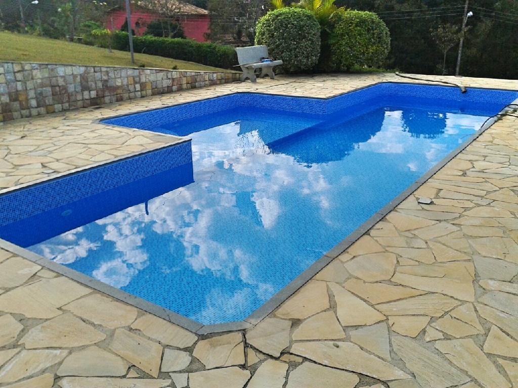 Instalação de piscina em vinil - Brasil Piscinas