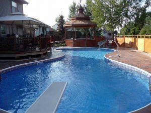 Preço da piscina de vinil