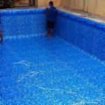Custo da piscina de vinil instalada
