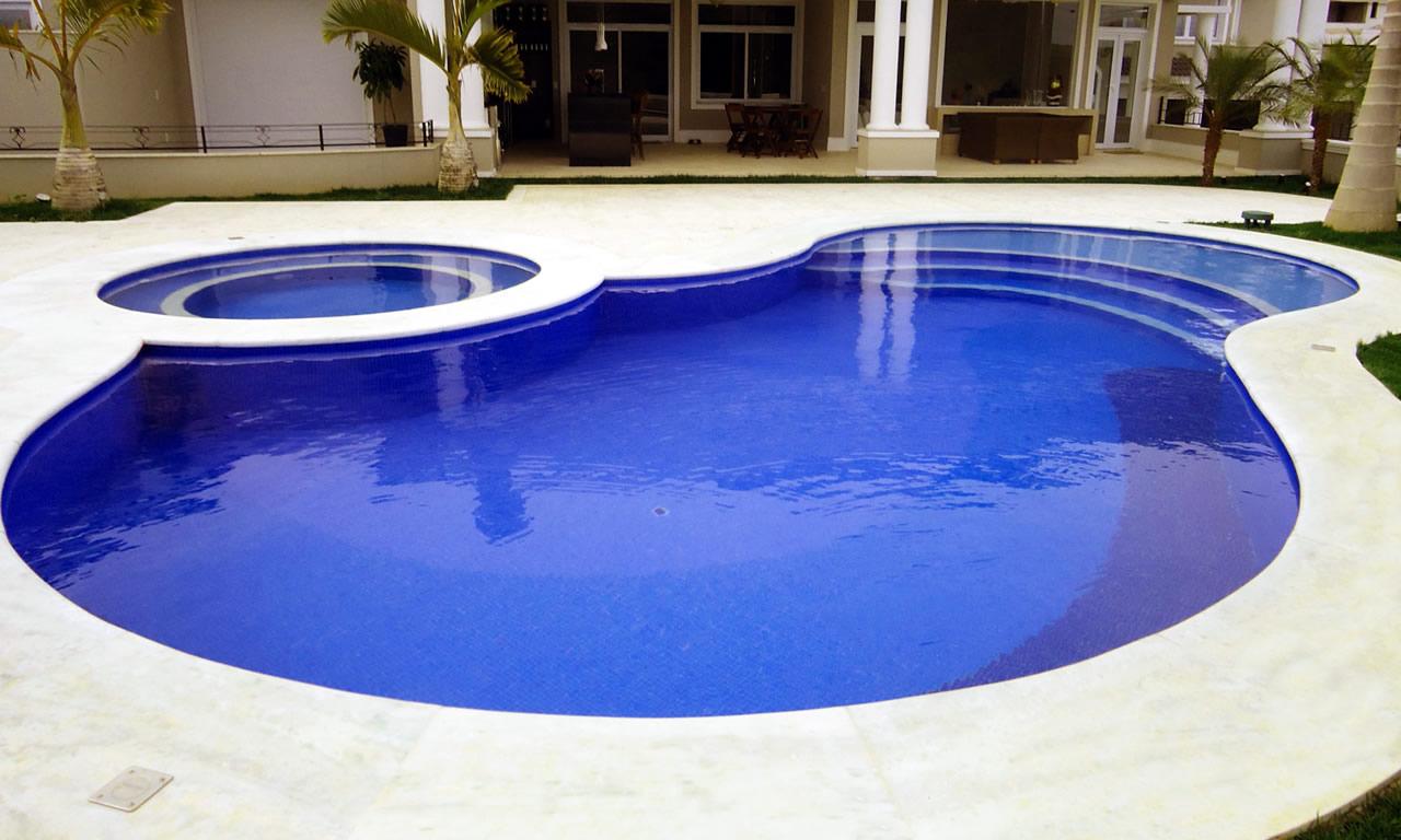 Piscina de concreto armado compensa ou n o compensa for Construir piscina concreto