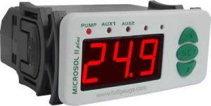 Controlador de temperatura para aquecedor solar de piscina