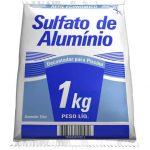 Sulfato de Alumínio para piscinas