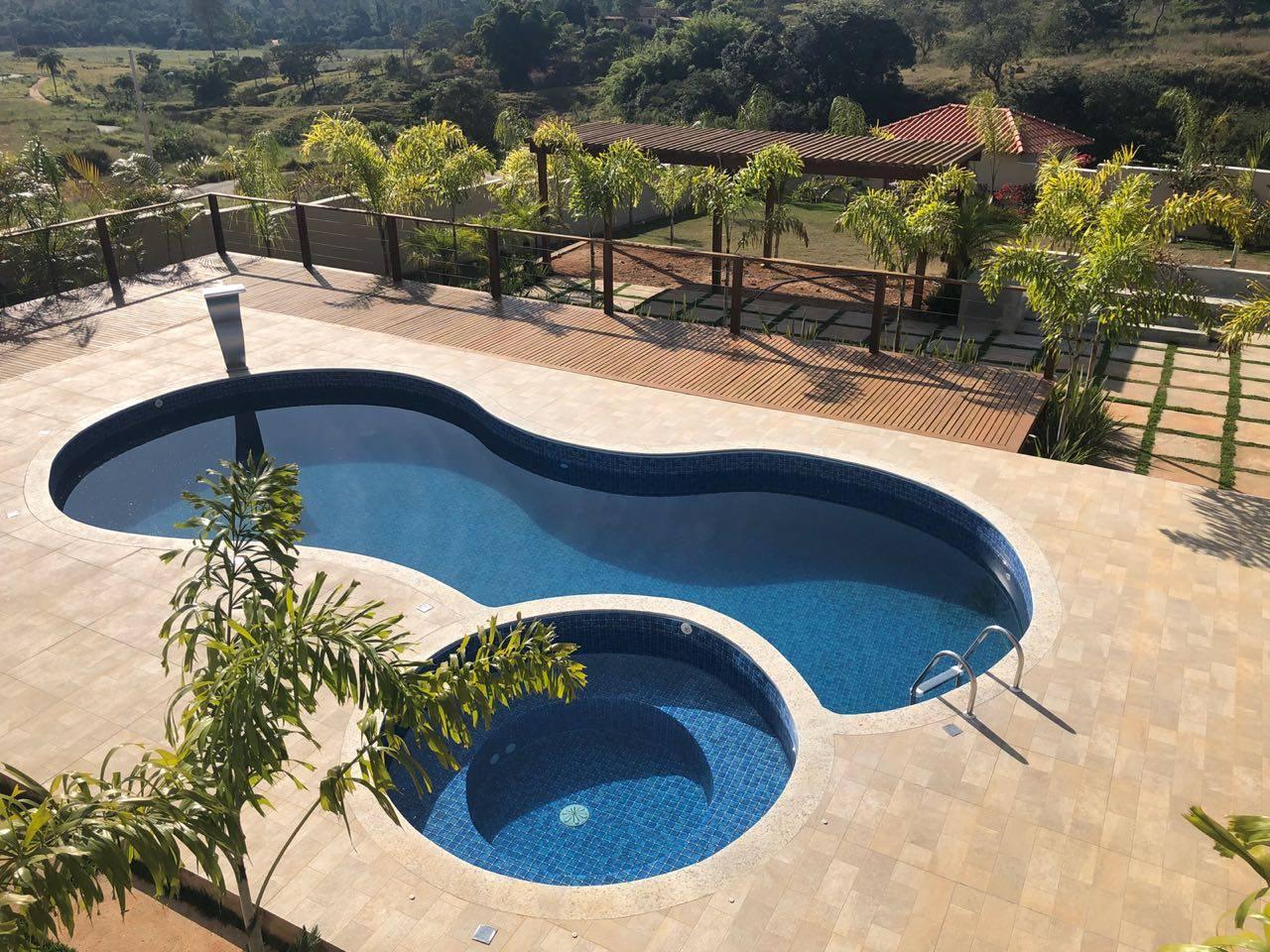Piscina Eliane - Construção de piscina de Vinil