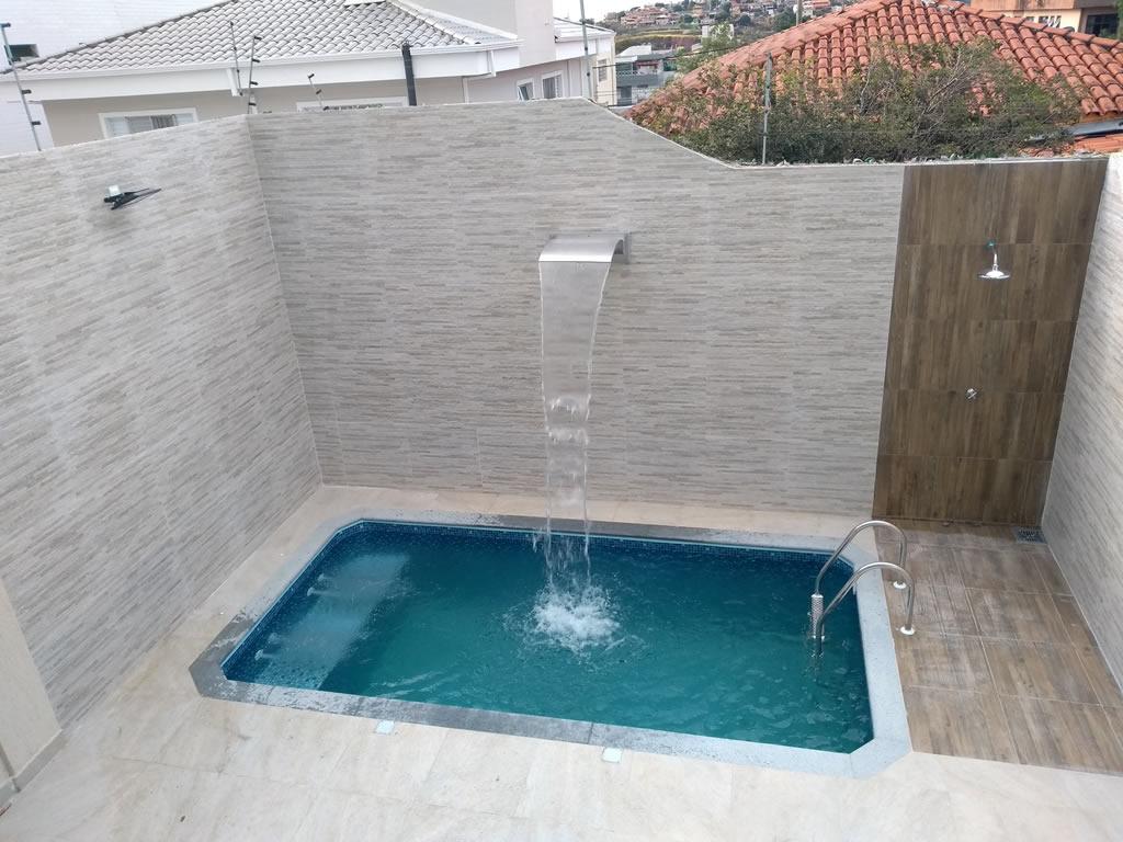 Piscina Rodrigo - Construção de piscina de Vinil