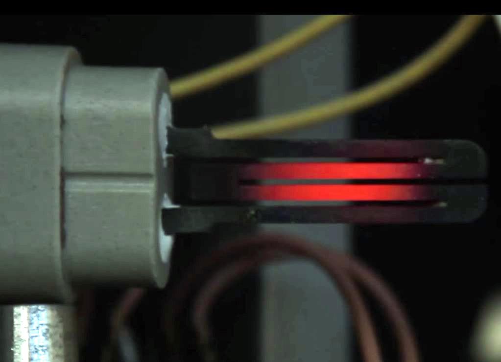 Ignição indireta do aquecedor a gás para piscinas