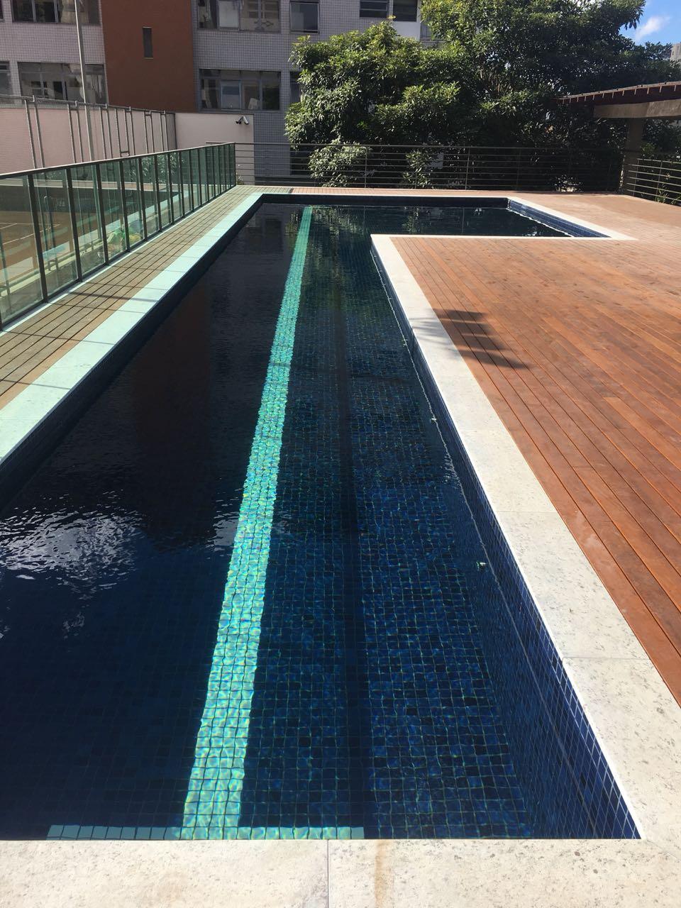 Reforma da piscina da EPO Engenharia