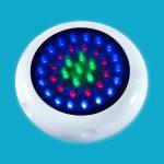 Iluminação LED para piscinas