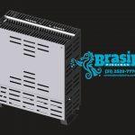 Sauna elétrica seca