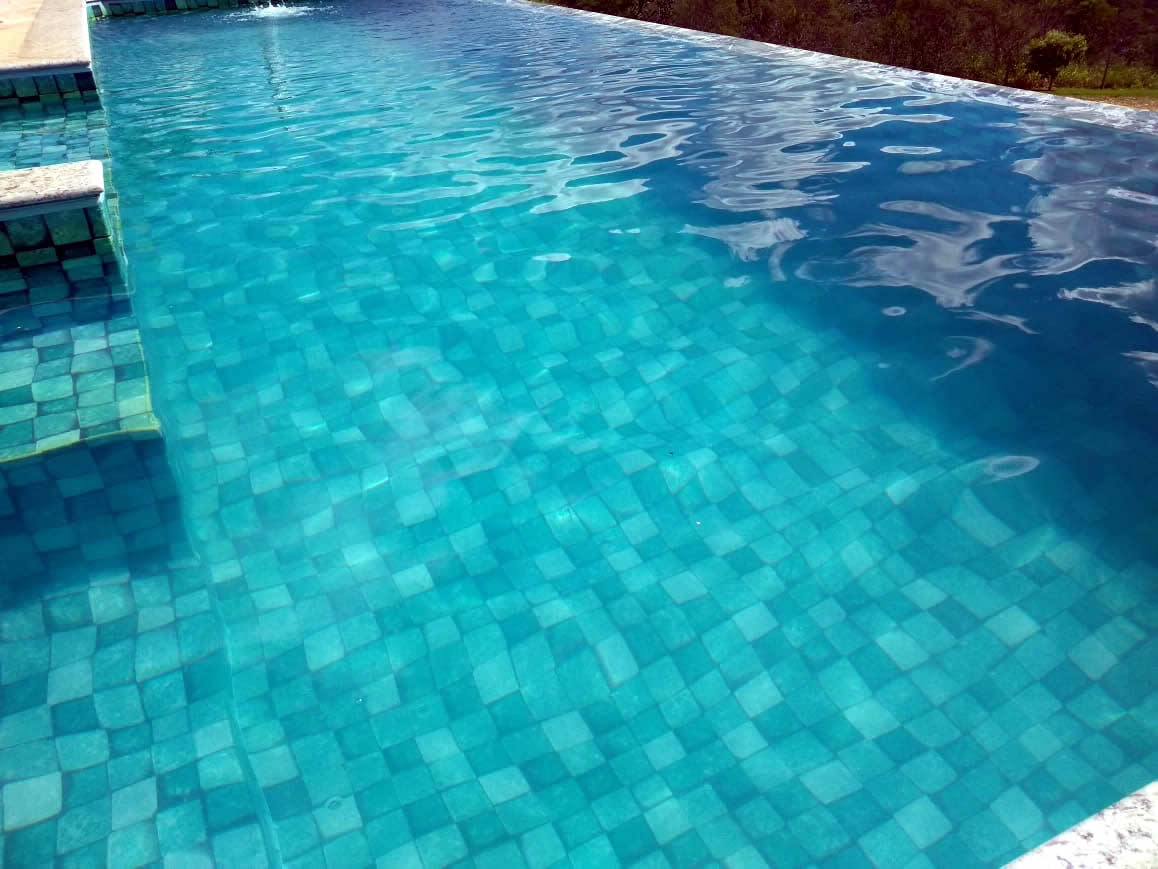 Construção de piscina de vinil em Jaboticatubas - Alex