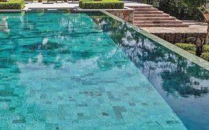 Pedra Hijau para piscinas