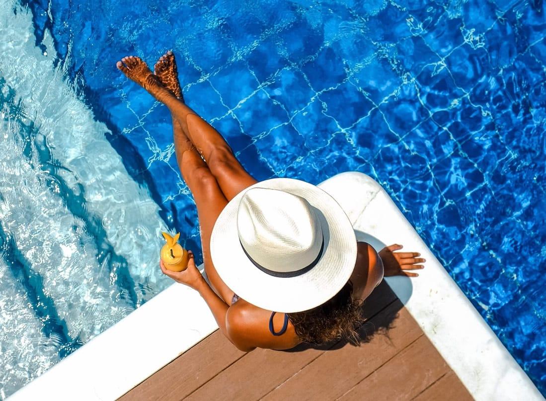 beneficios de ter uma piscina em casa - Mitos que você ouve antes de construir a piscina