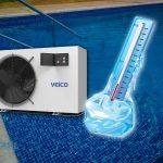 Temperatura mínima para a bomba de calor? Por quê?