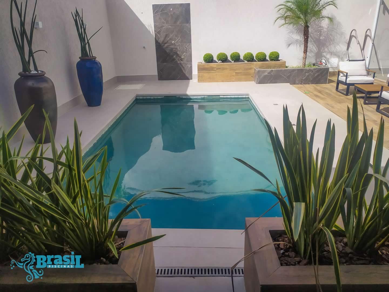 Reforma da piscina de alvenaria do Marcelo – Belvedere
