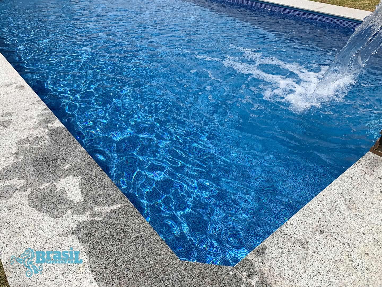 Adequação de piscina para vinil