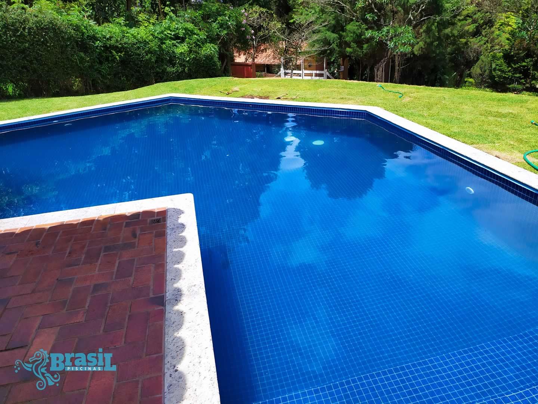 Reforma da piscina do Murilo – Troca do vinil