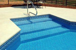 Benefícios da piscina de vinil