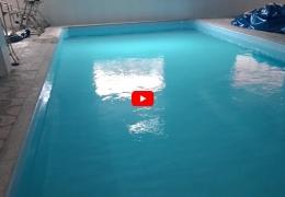 Construção da piscina da Academia Espaço Ritz – Barreiro
